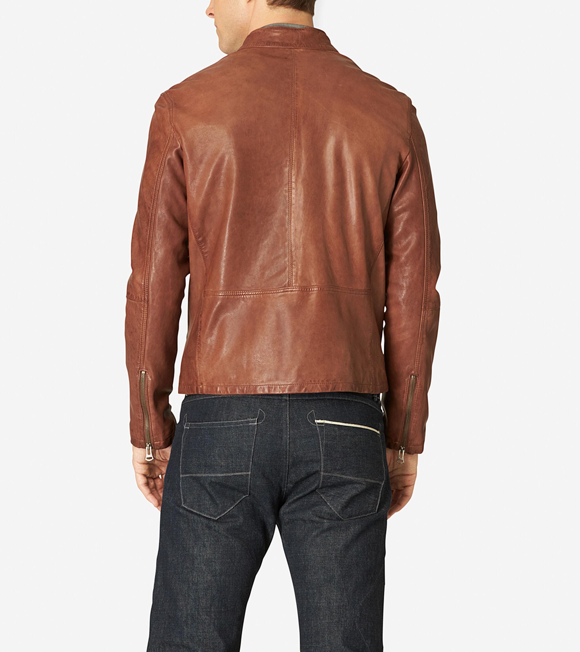 Vintage Moto Jacket 117