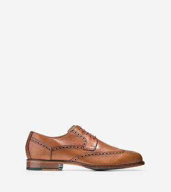 Carter Grand Wingtip Oxford