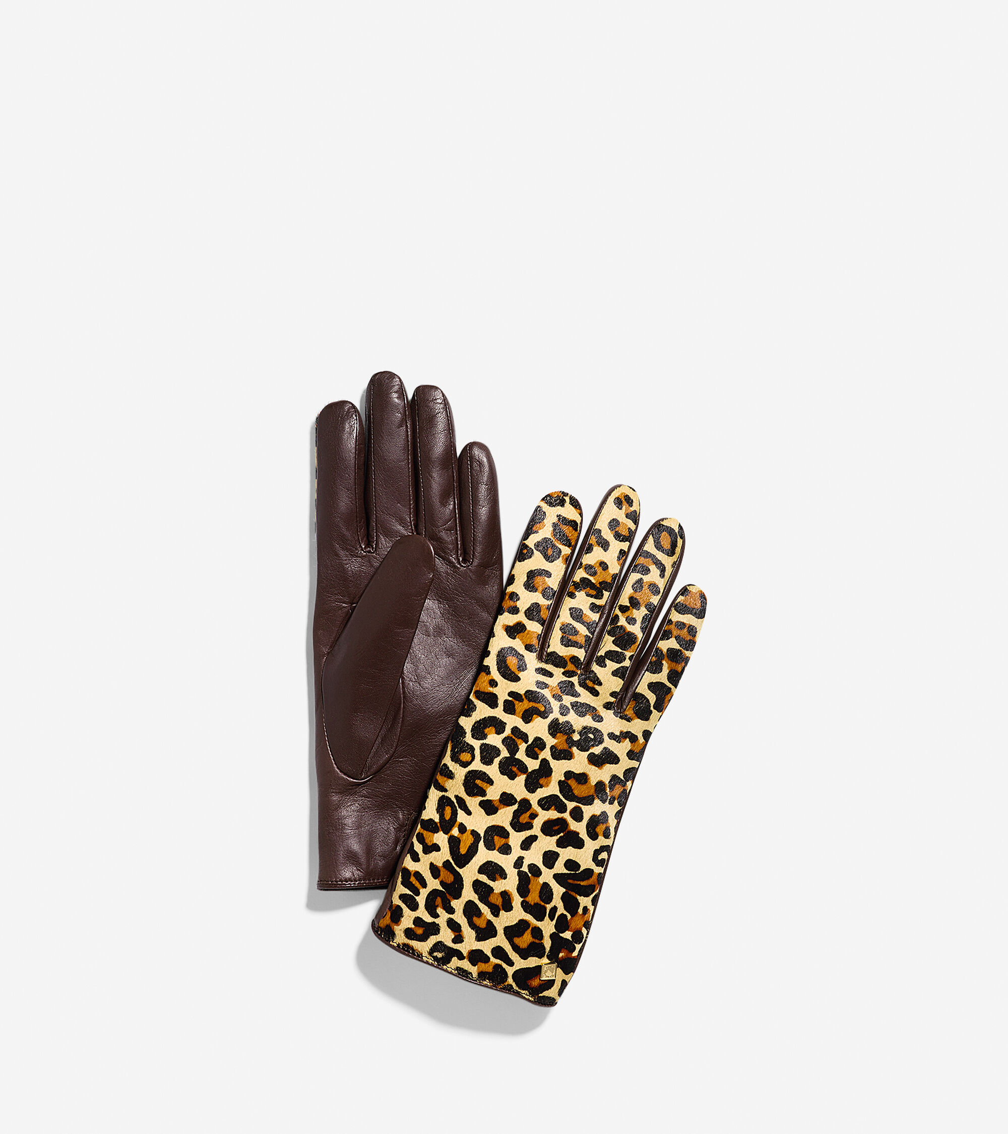 Gloves & Scarves > Haircalf Leather Gloves