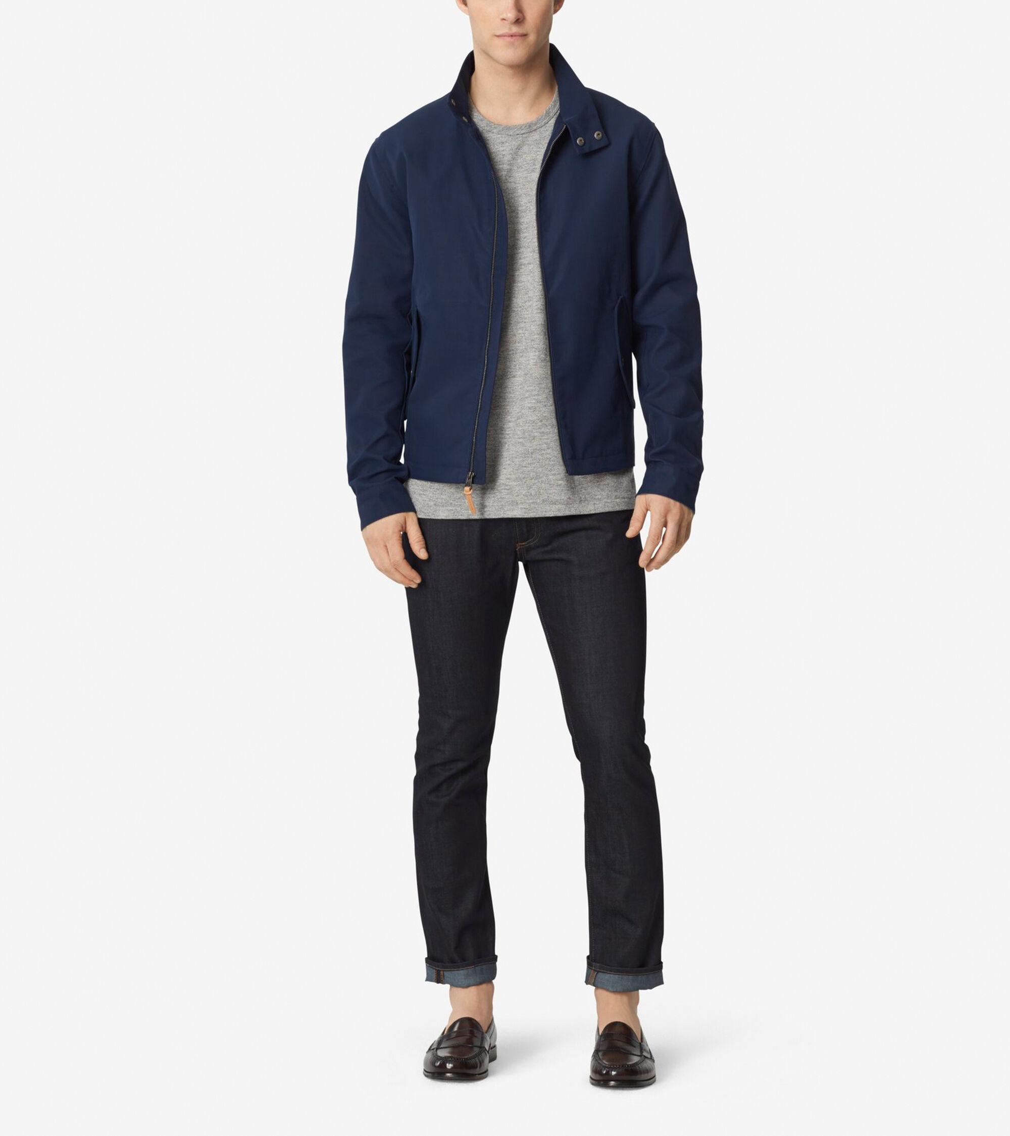Outerwear > Pinch Varsity Crew Jacket