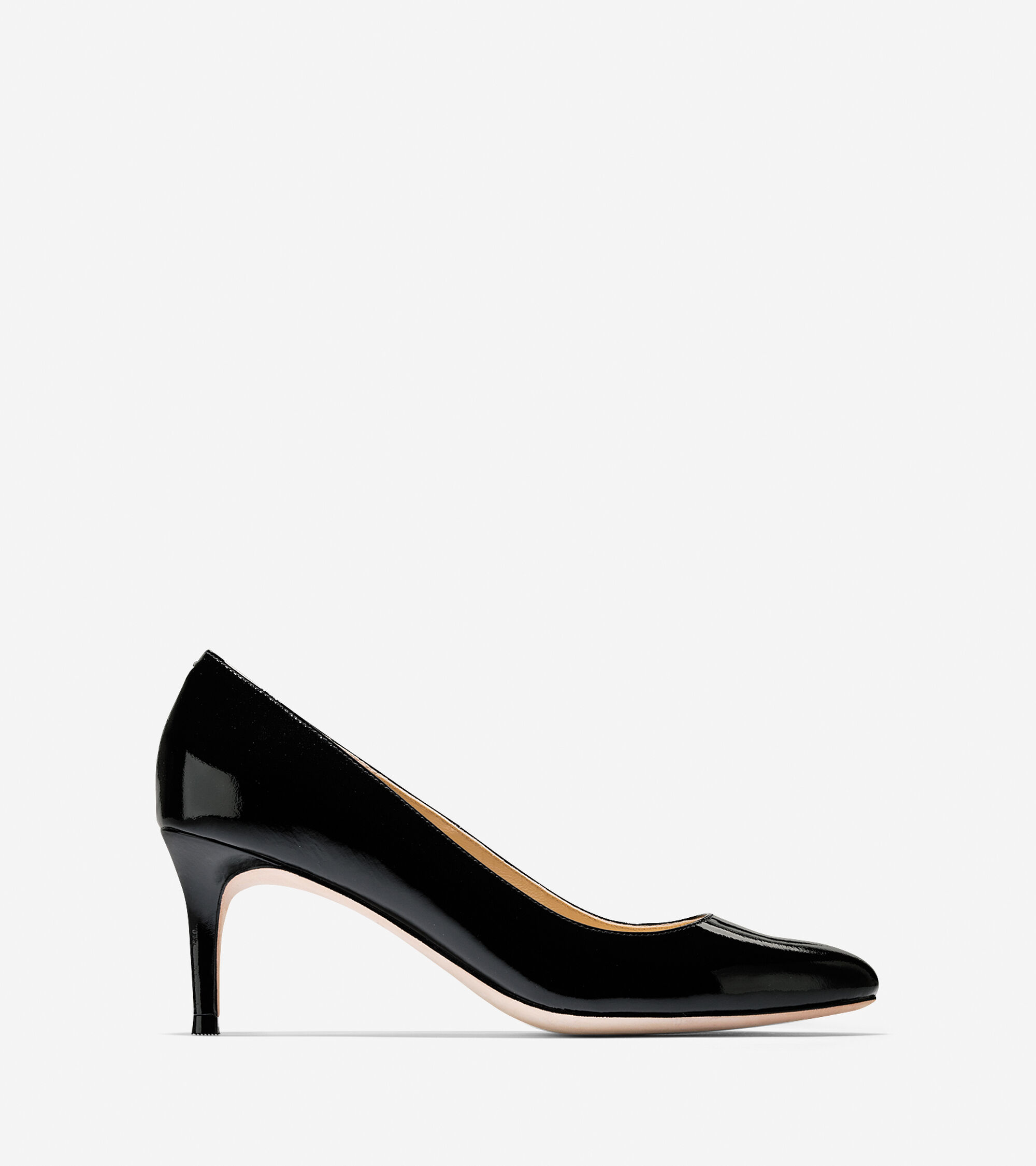 Shoes > Bethany Pump (65mm)- Almond Toe