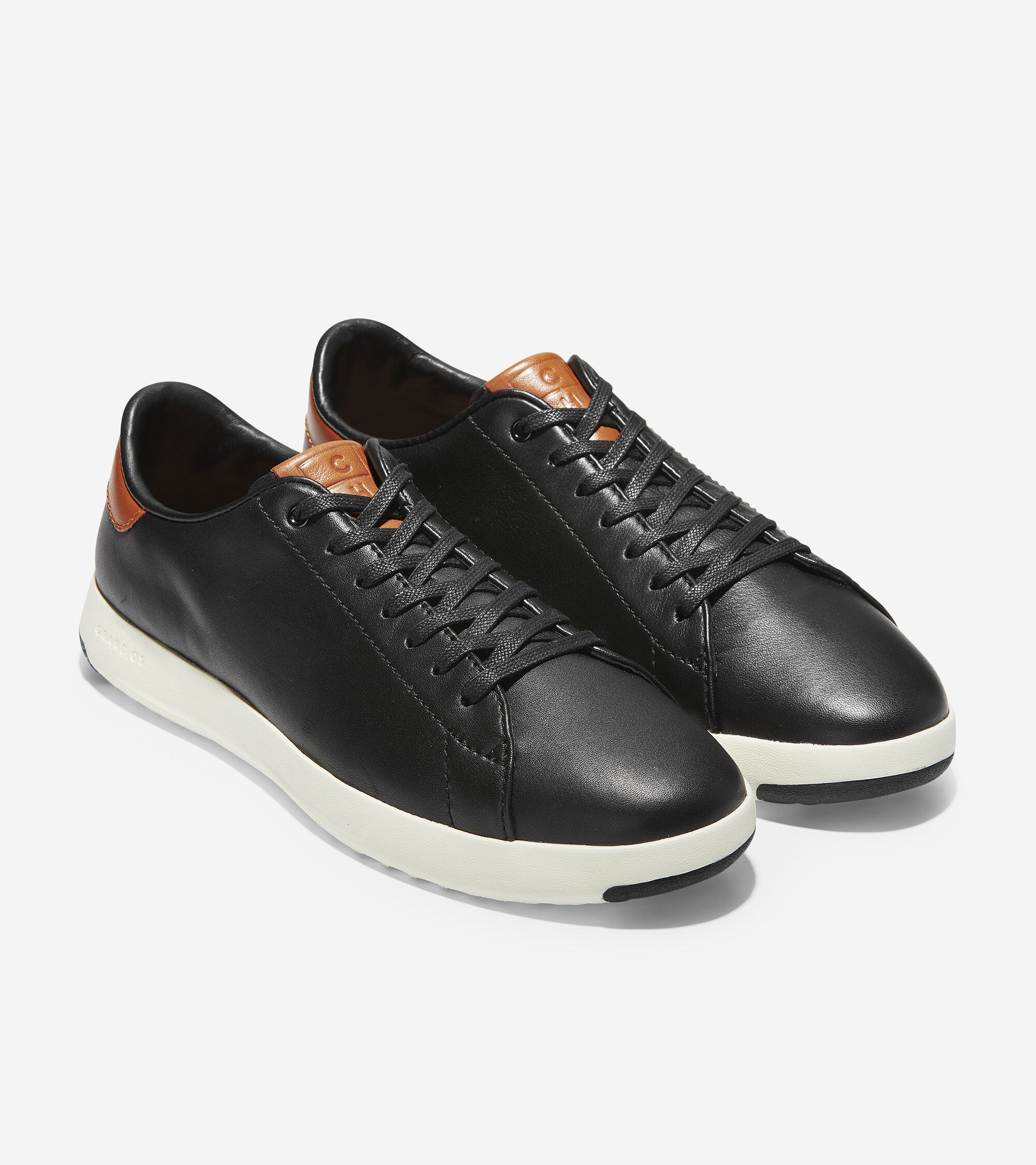 lace-up sock sneakers - Black Cole Haan
