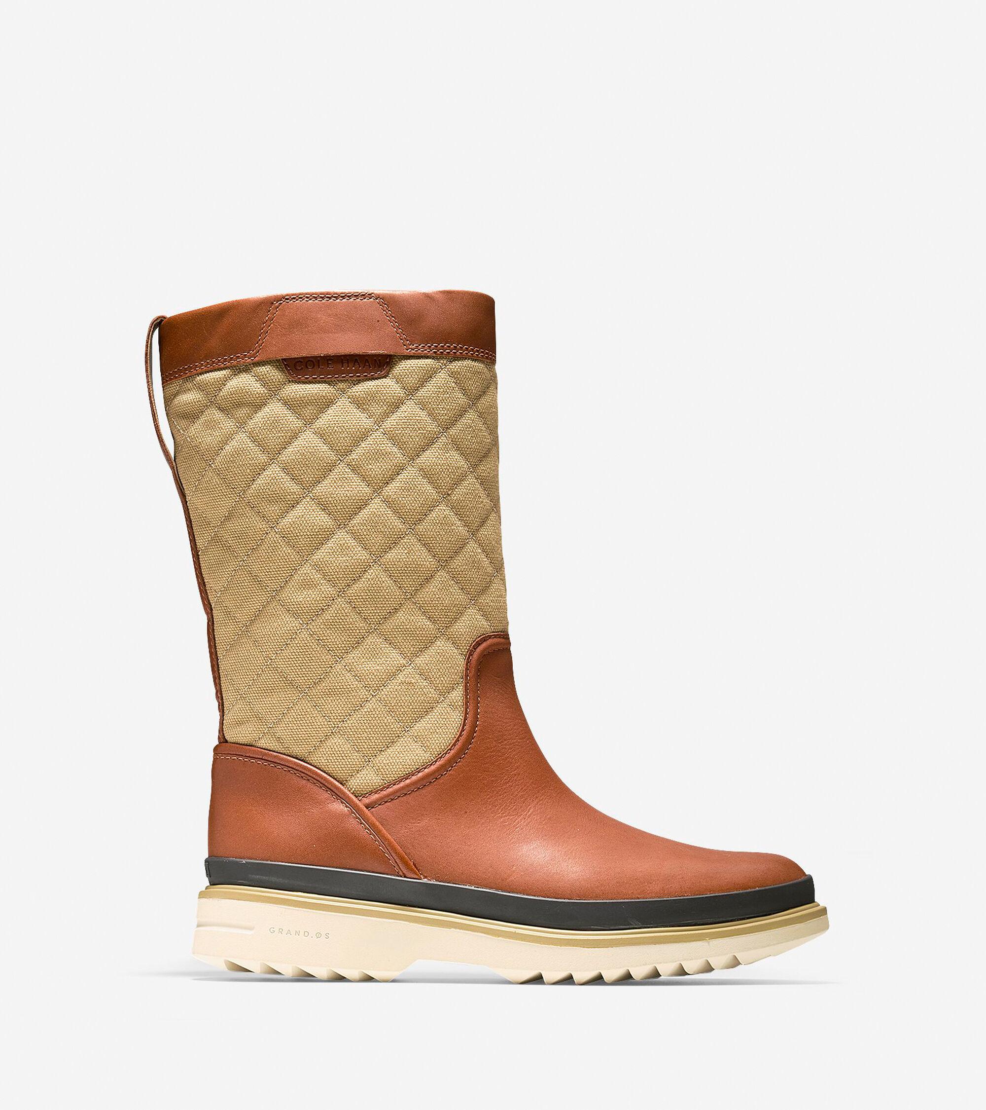 Cole Haan Millbridge Waterproof Pull On Boots