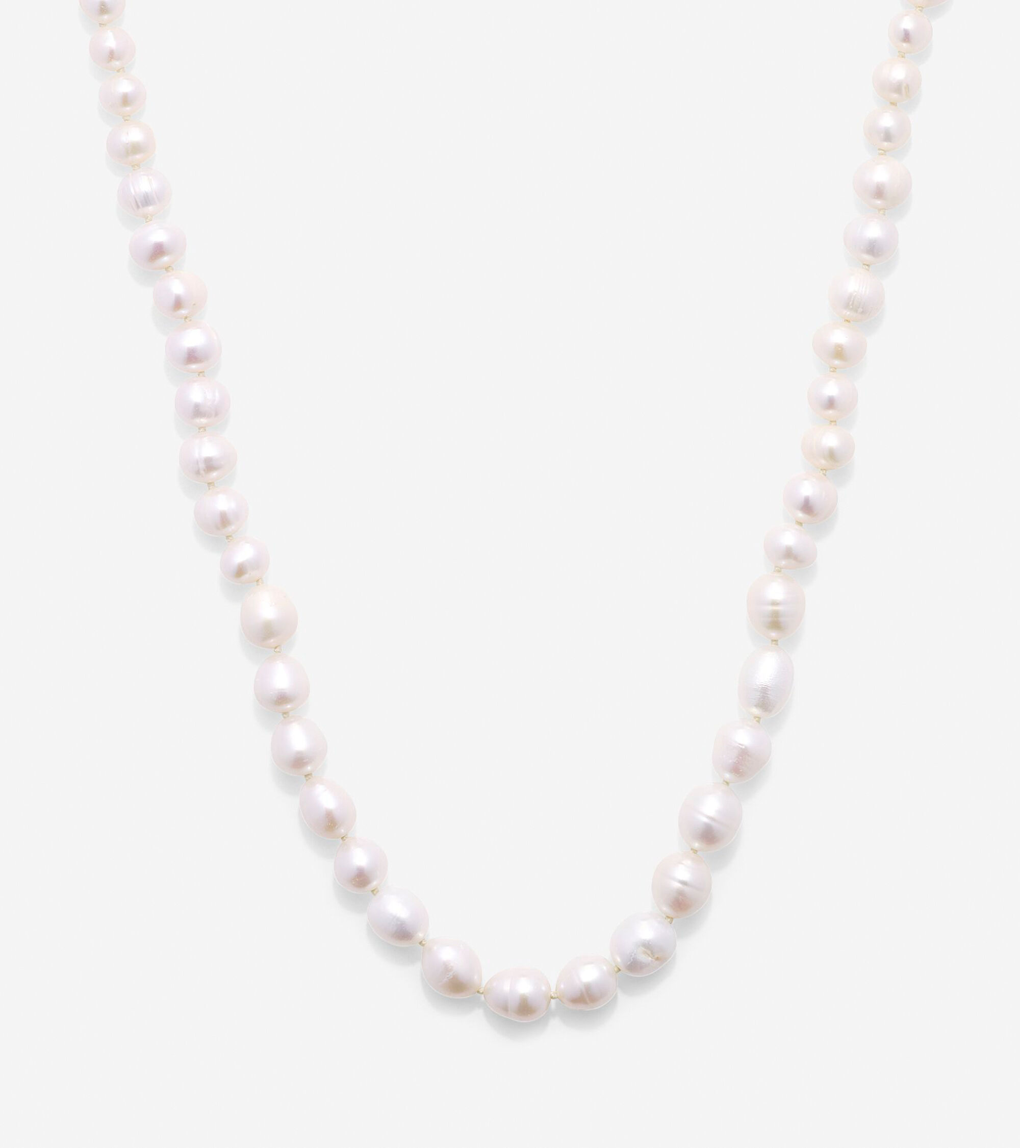 Jewelry > Tali Pearl Fresh Water Pearl Pull Tie Necklace