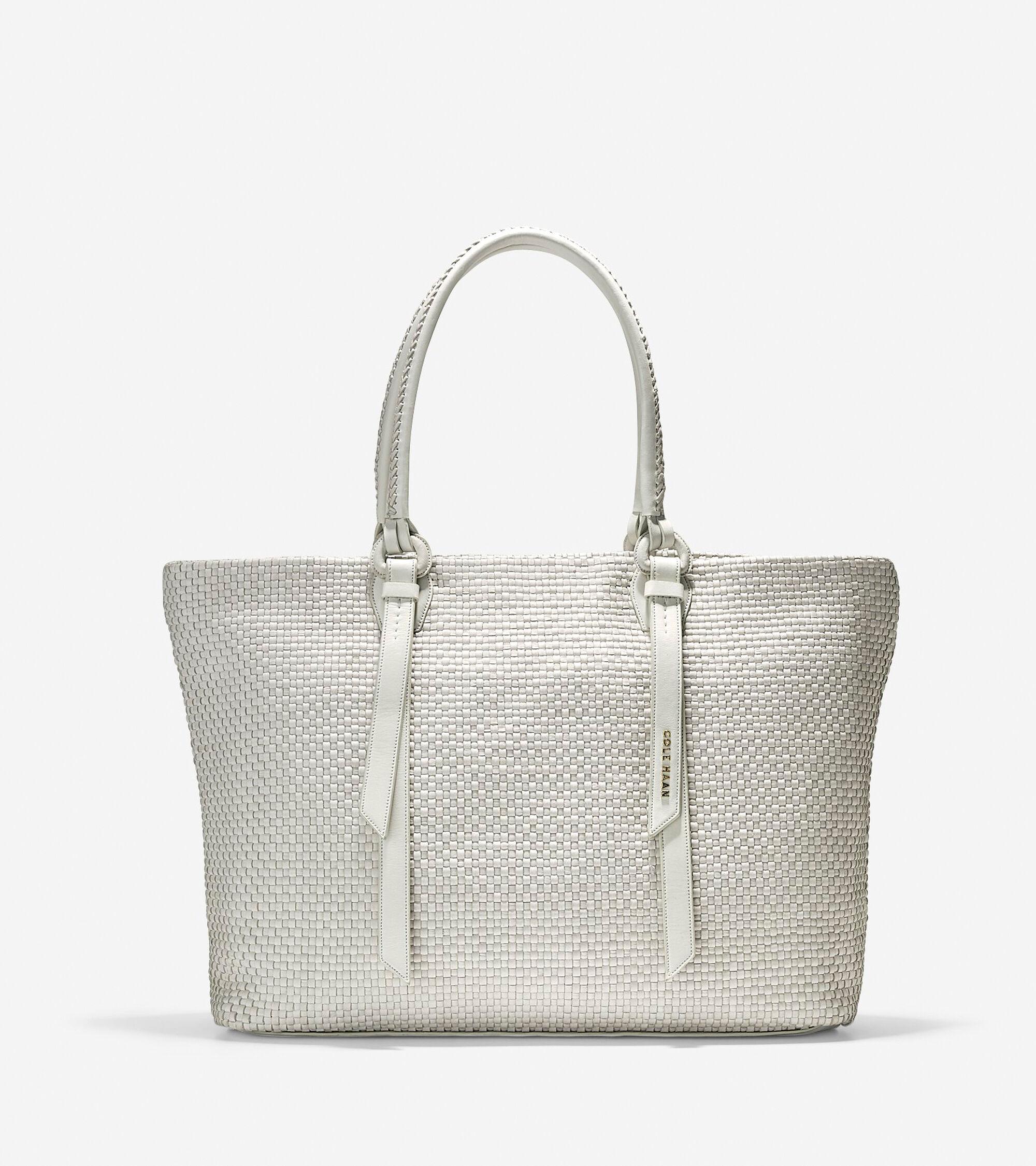 Handbags > Bethany Weave Large Tote