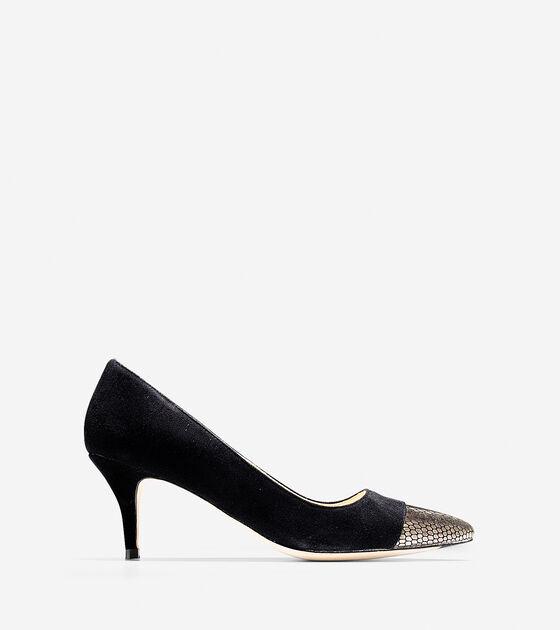 Shoes > Bradshaw Pump (65mm) - Pointy Toe