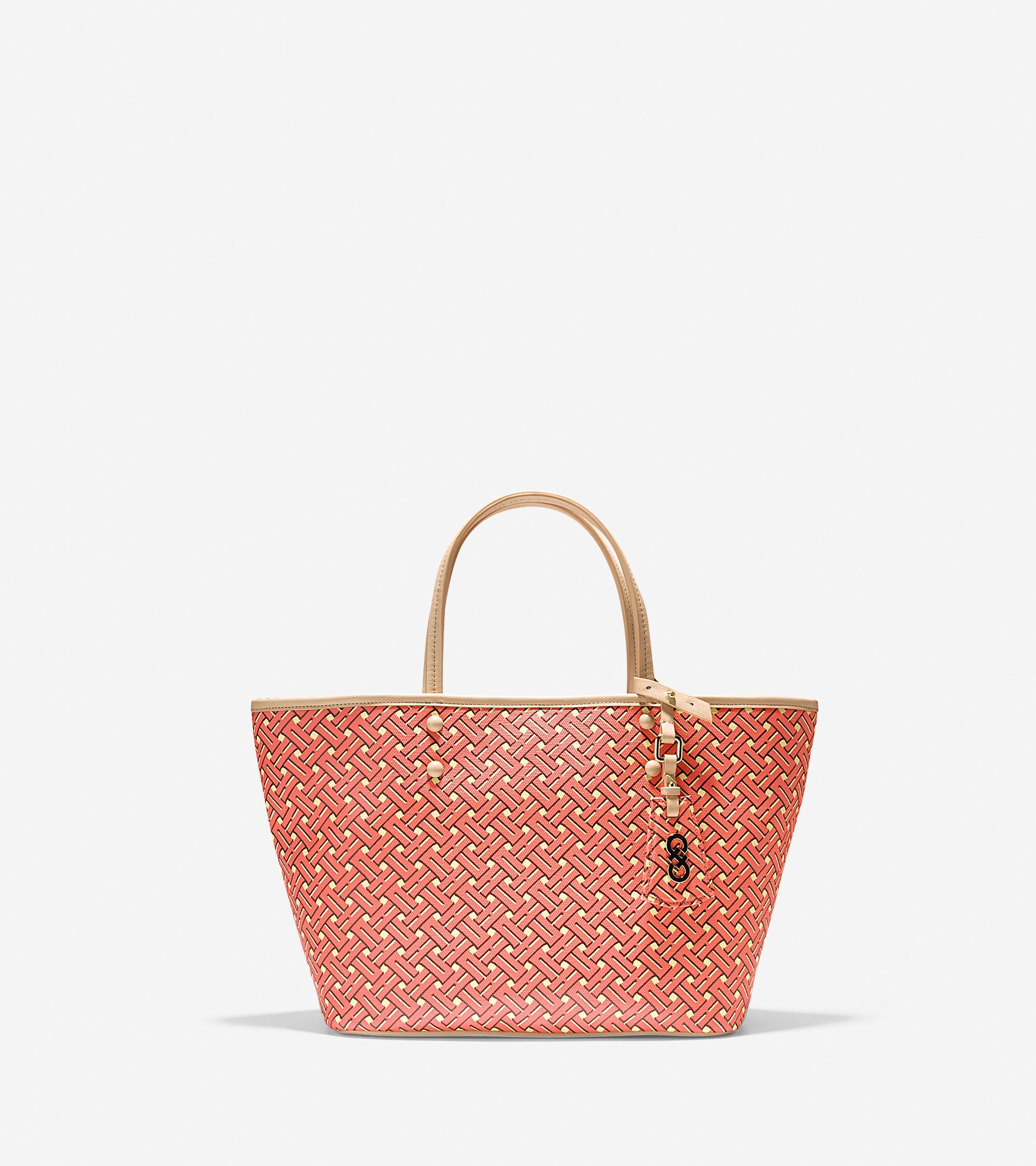 Handbags > Signature Weave Small Tote