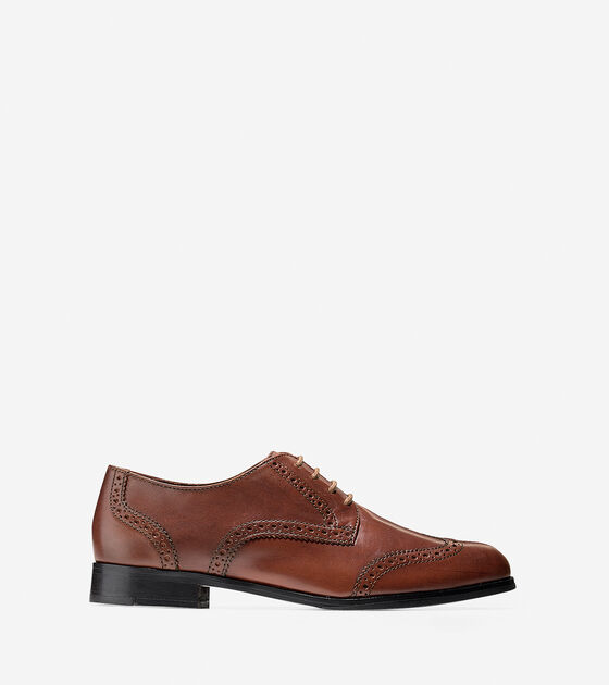 Shoes > Jagger Wingtip Oxford