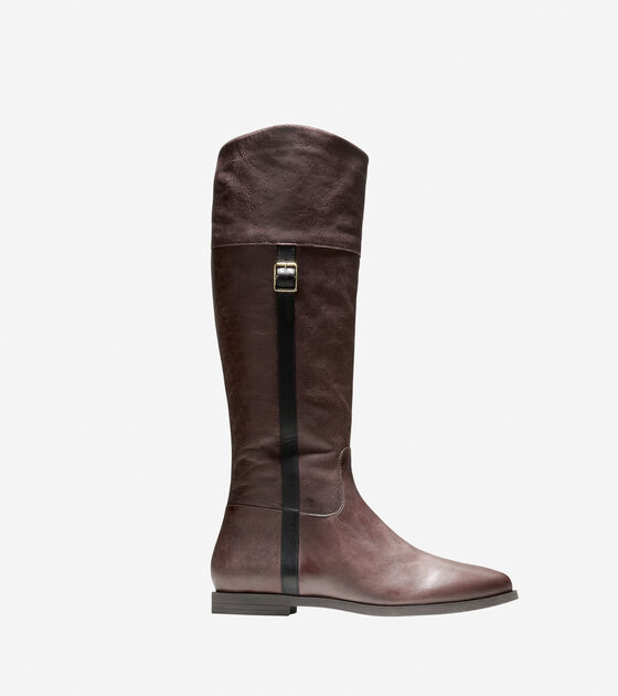 Shoes > Eldridge Boot - Extended Calf