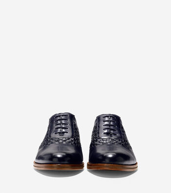 Washington Grand Woven Oxford