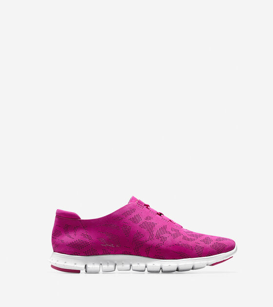 Sneakers > Women's ZERØGRAND Perforated Trainer