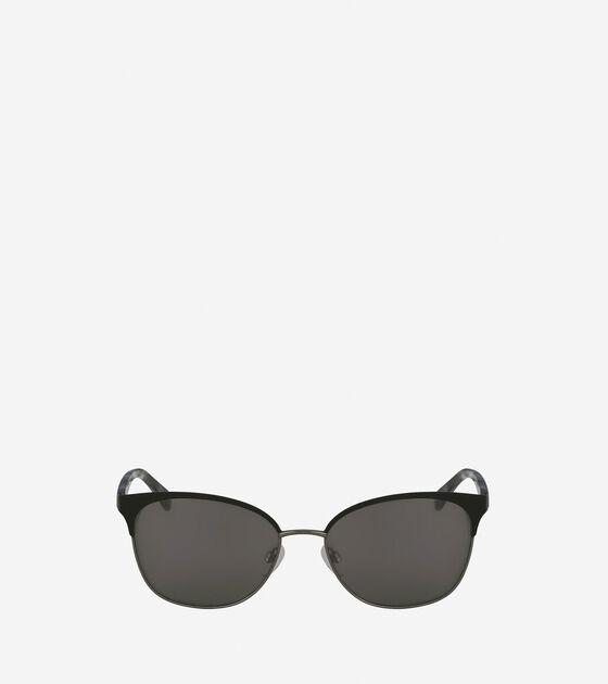 Sunglasses > Metal Acetate Teacup Sunglasses