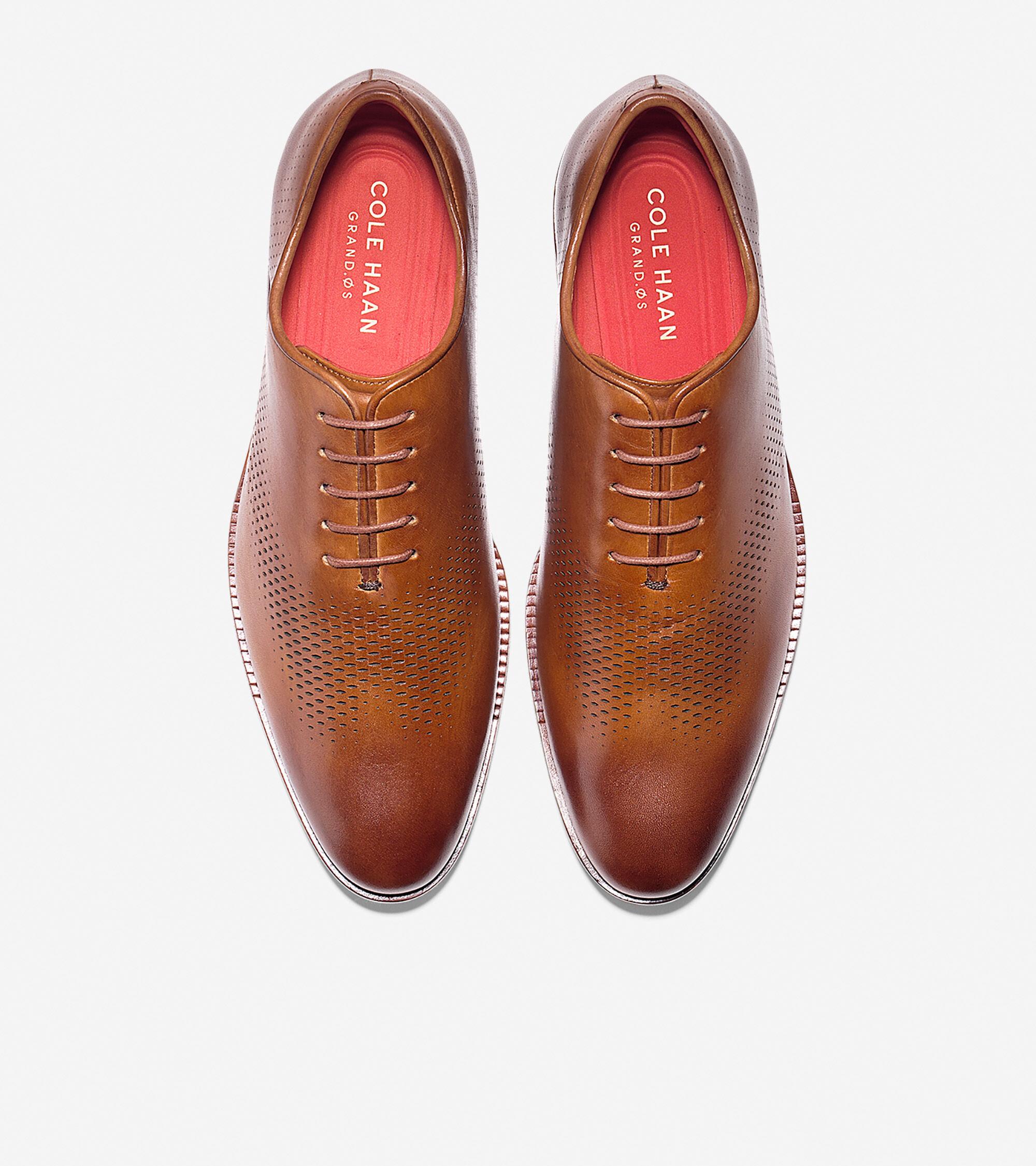 Cole HaanMen's Washington Grand Casual Wingtip Oxfords Men's Shoes DL5ow8