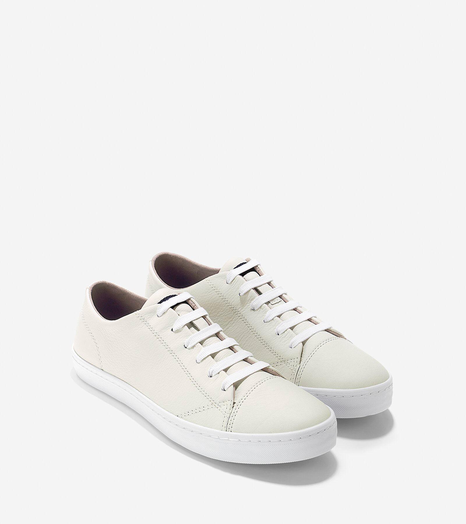 Cole Haan Trafton Lux Cap Toe Ox II Men Sneakers Cole Haan