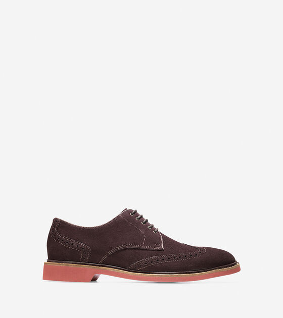 Shoes > Franklin Wing Oxford