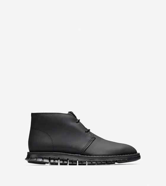 Shoes > Men's ZERØGRAND Stitch Out Chukka