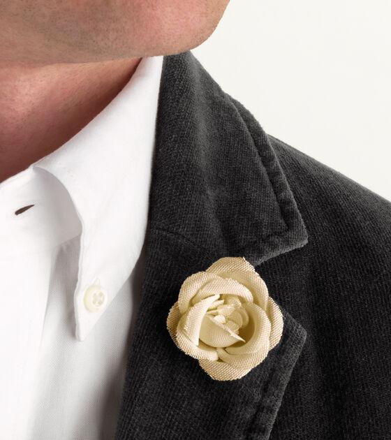 hook + ALBERT - Lapel Flower Rose