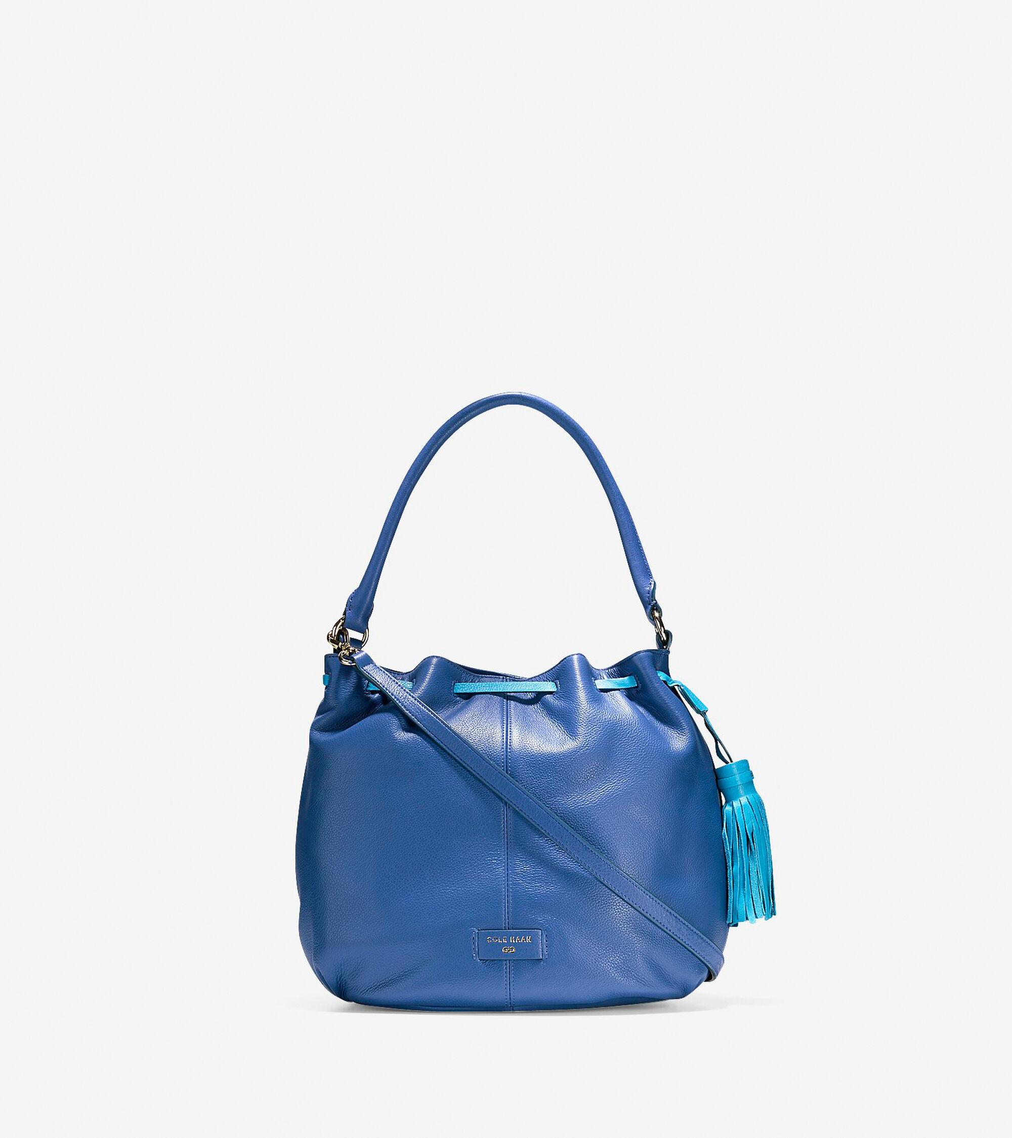 Handbags > Anisa Convertible Bucket Crossbody