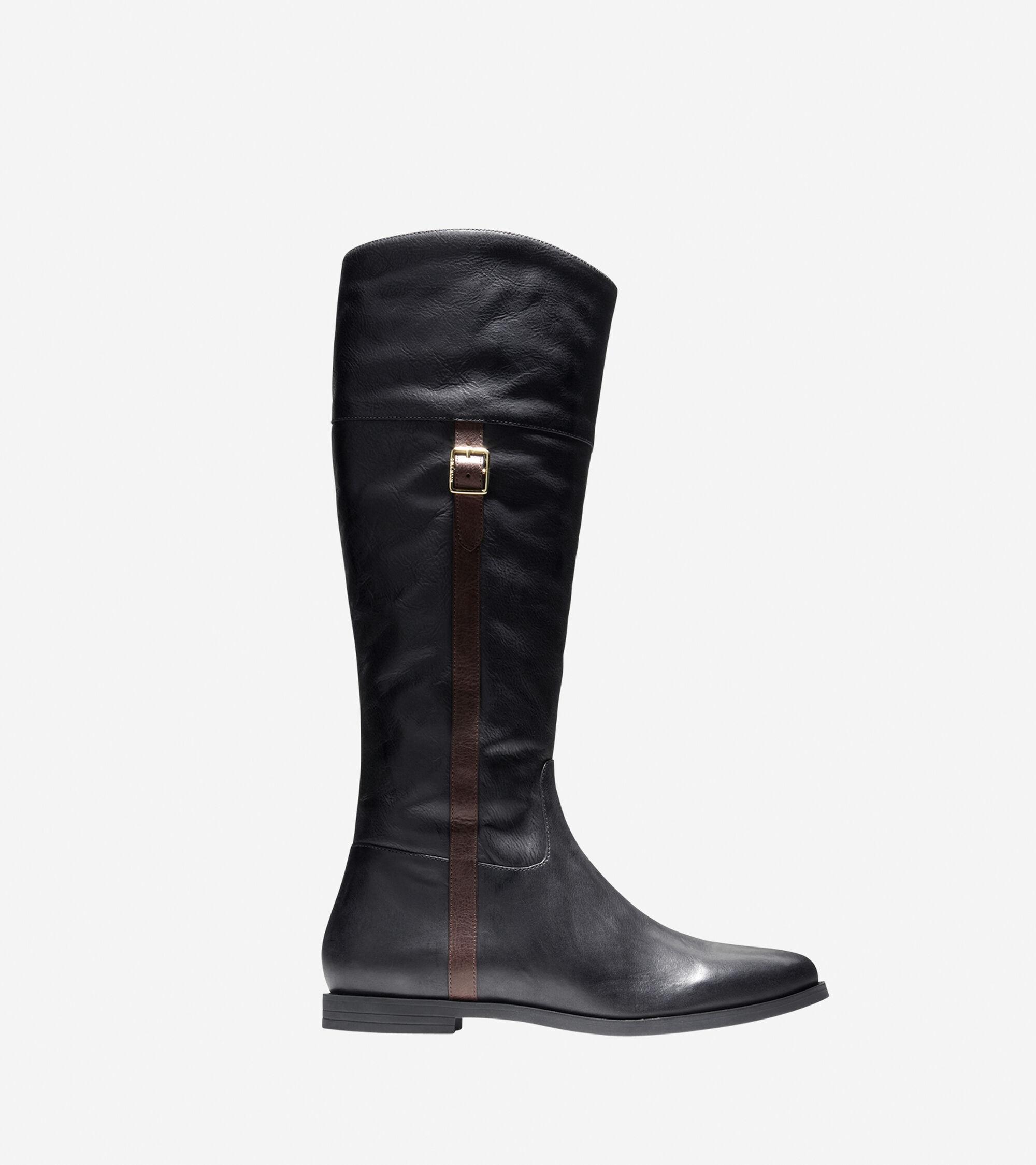 Shoes > Eldridge Boot - Extended Calf