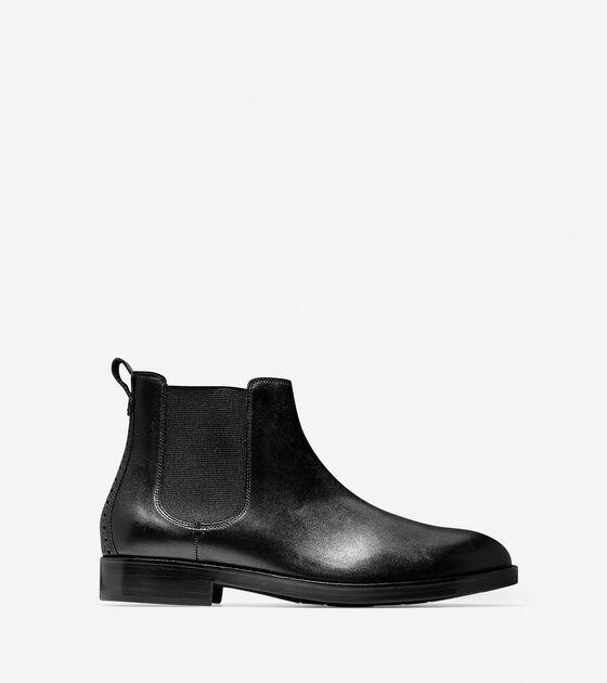Boots & Chukkas > Dumont Grand Waterproof Chelsea Boot