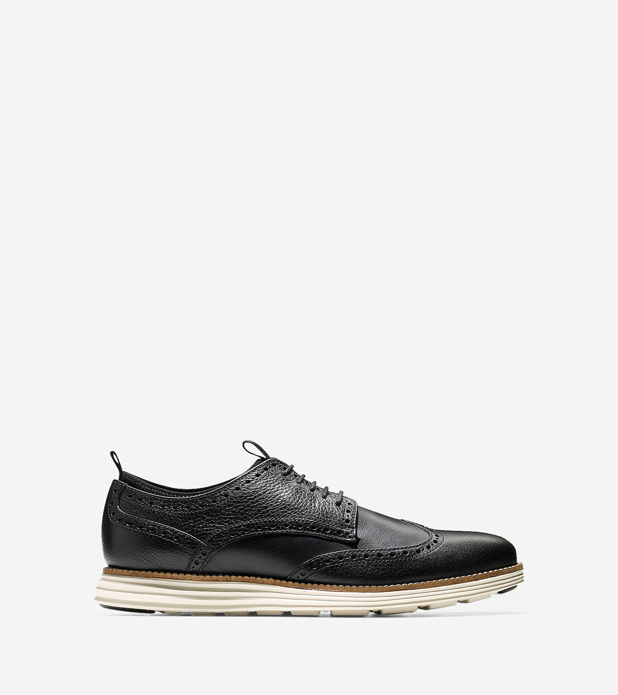 Oxfords & Monks > ØriginalGrand Neoprene Lined Wingtip Oxford