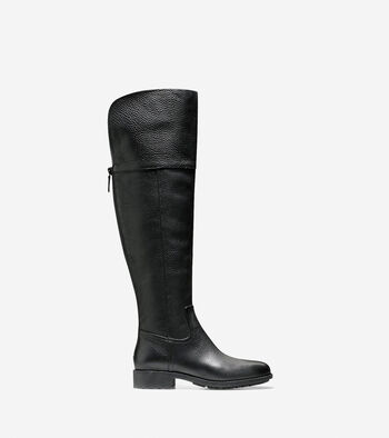 Prestiss Waterproof Over The Knee Boot