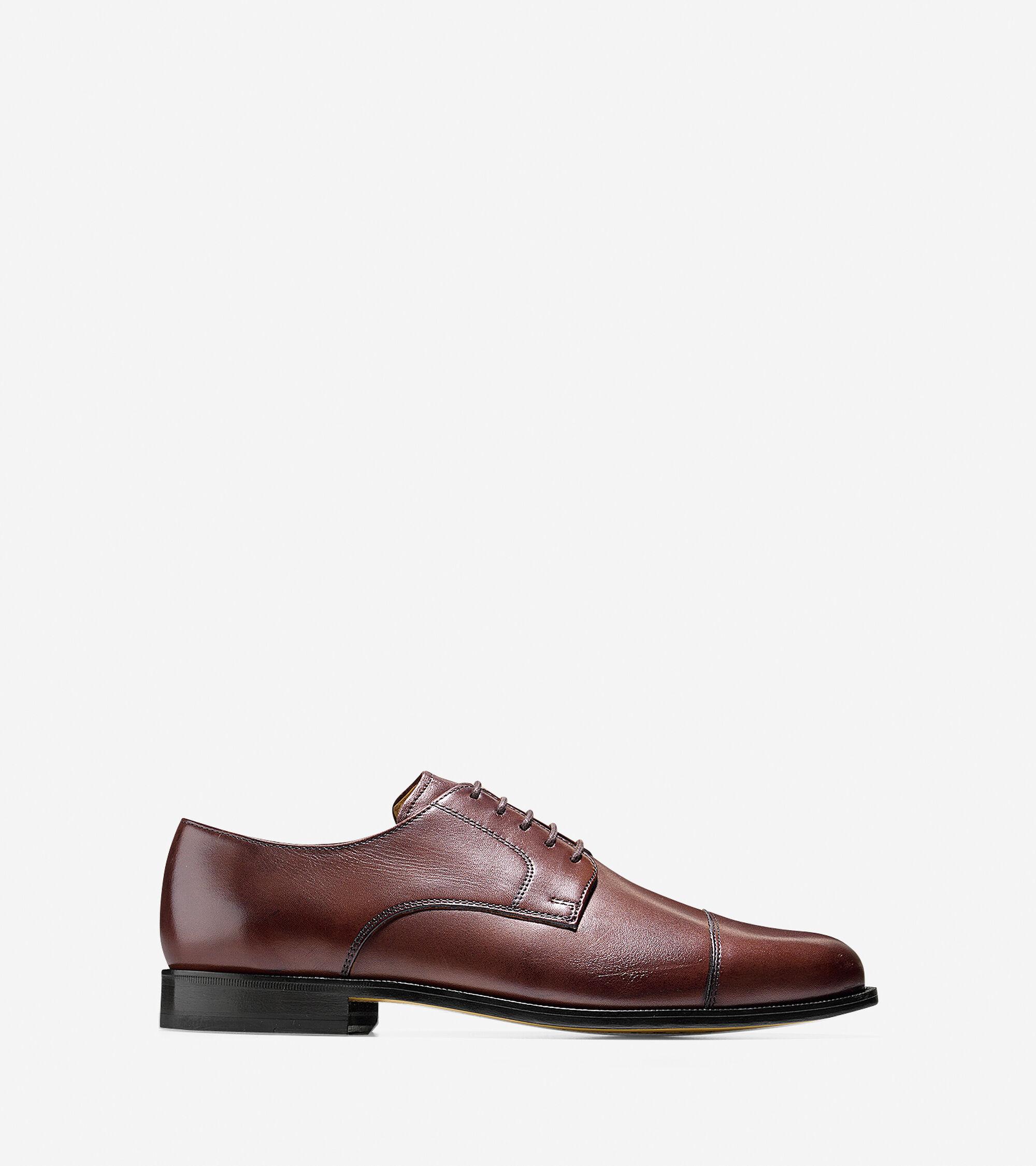 Shoes > Cassady Cap Toe Oxford