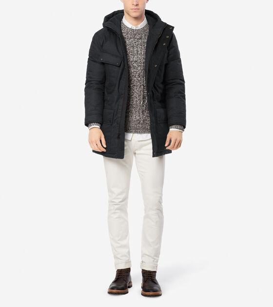 Outerwear > Down Anorak