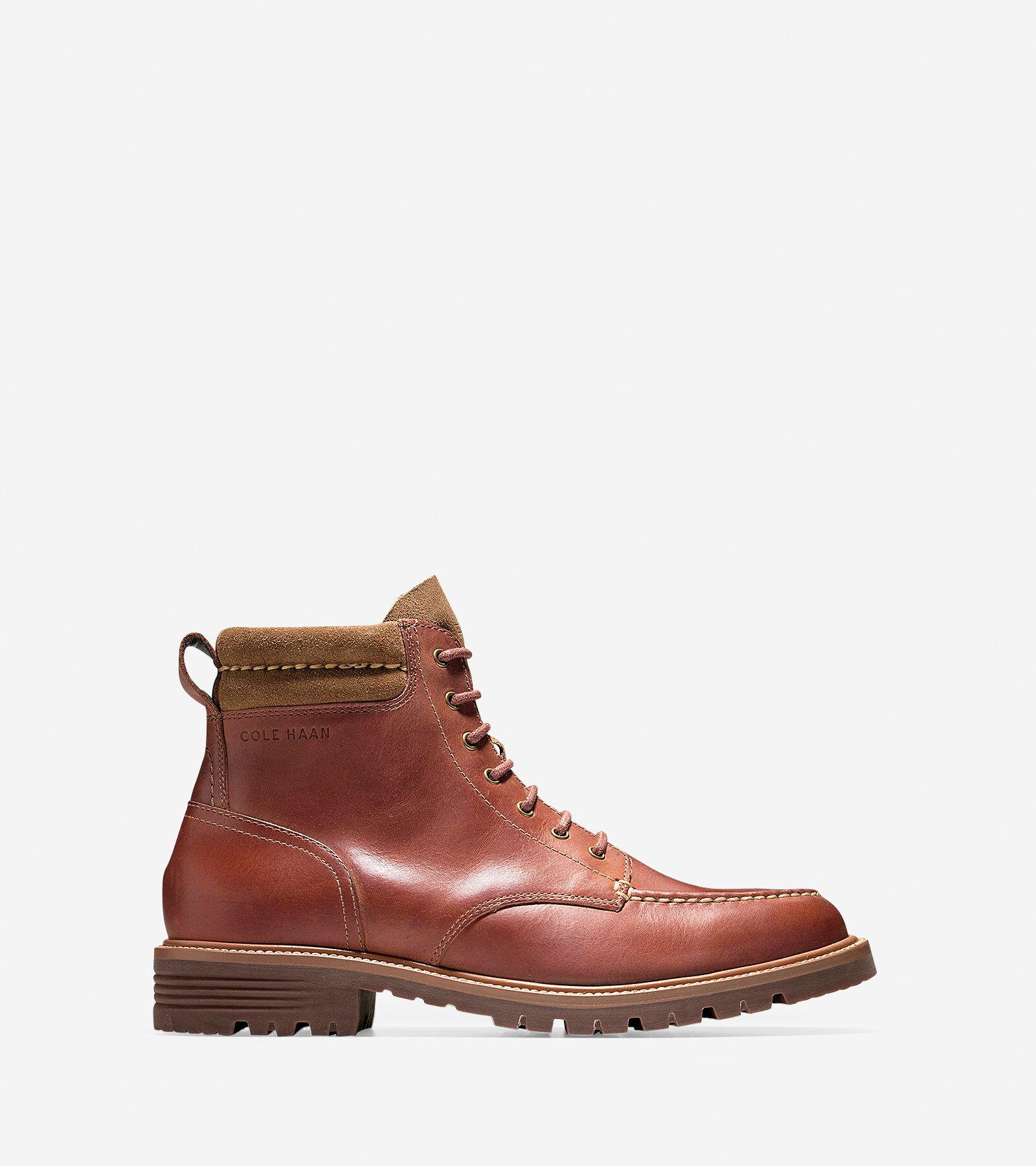 Grantland Waterproof Lace Boot ...