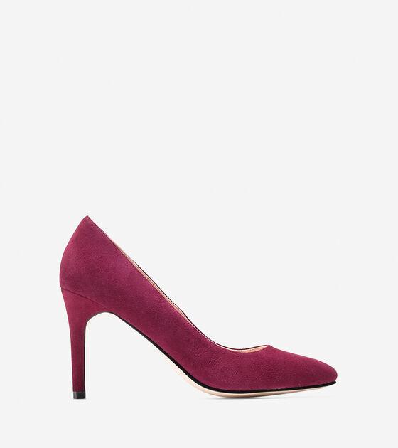 Shoes > Fair Haven Pump (85mm) - Almond Toe