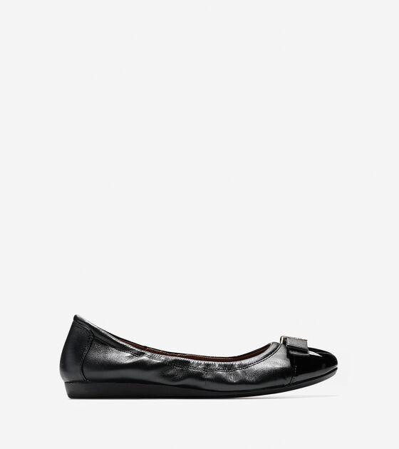 Ballet Flats & Wedges > Elsie Bow Ballet Flat
