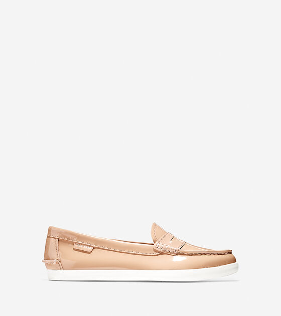 Loafers & Drivers > Women's Pinch Patent Weekender