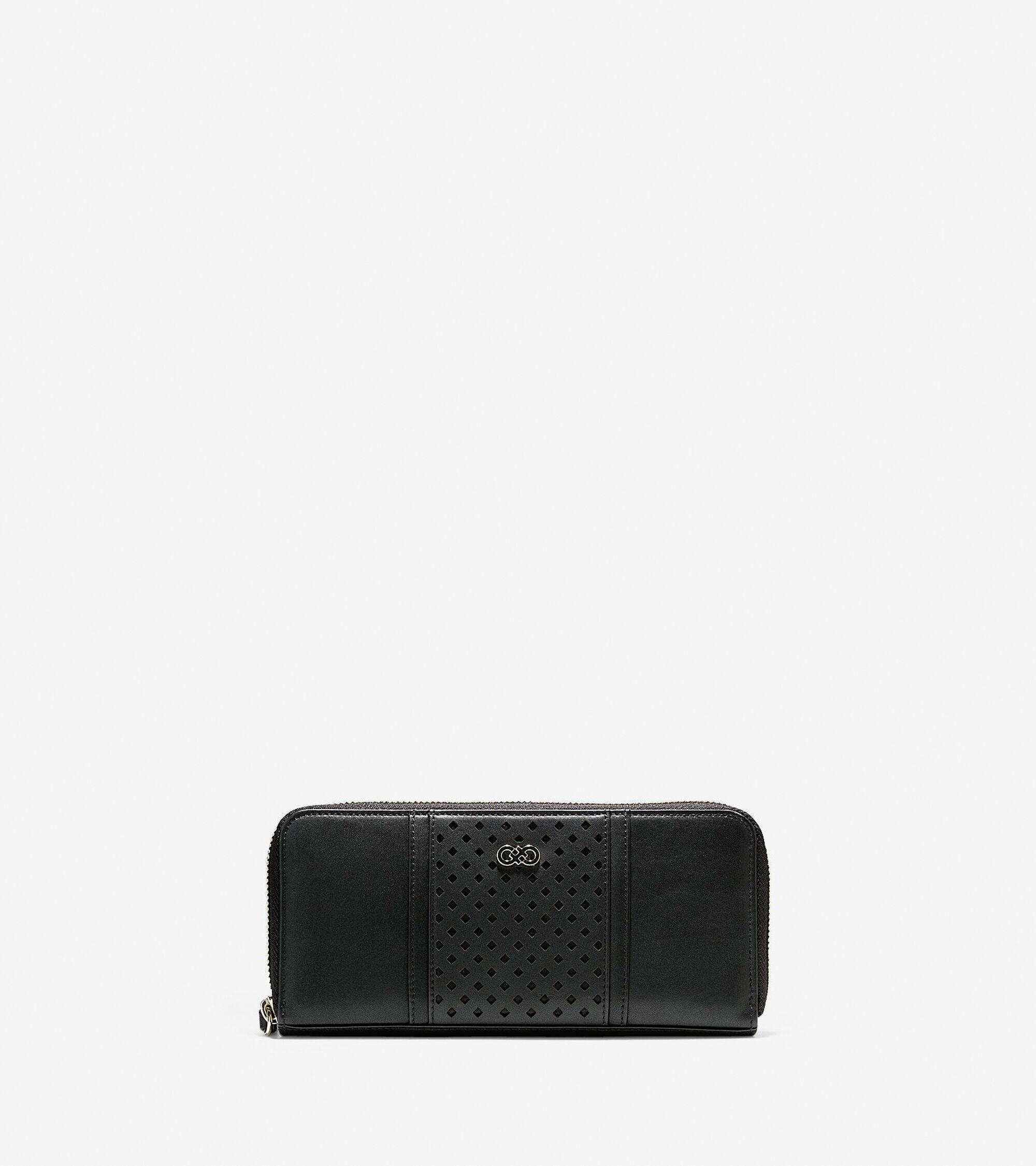 Wallets > Ripley Continental Zip Wallet