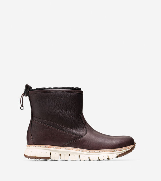 Shoes > ZERØGRAND Waterproof Pull-on Boot