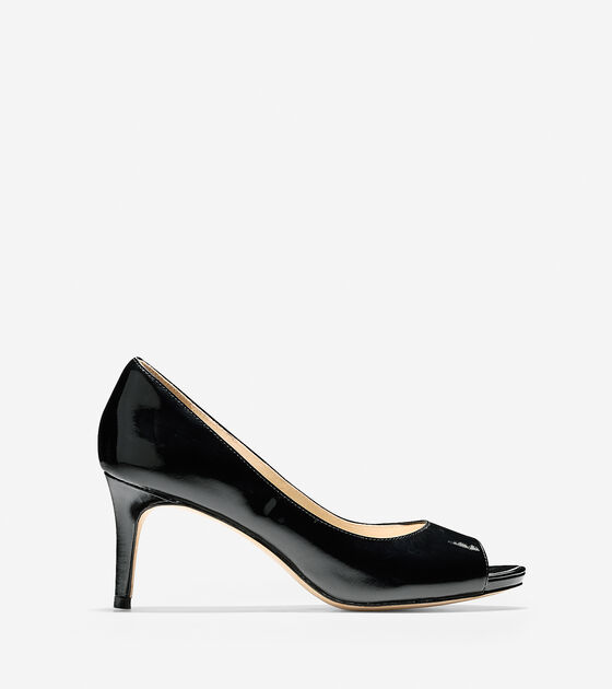 Shoes > Bethany Open Toe Pump (70mm)