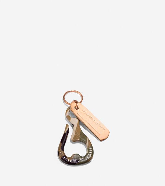 Corter Leather & Cloth - Bottlehook Keychain