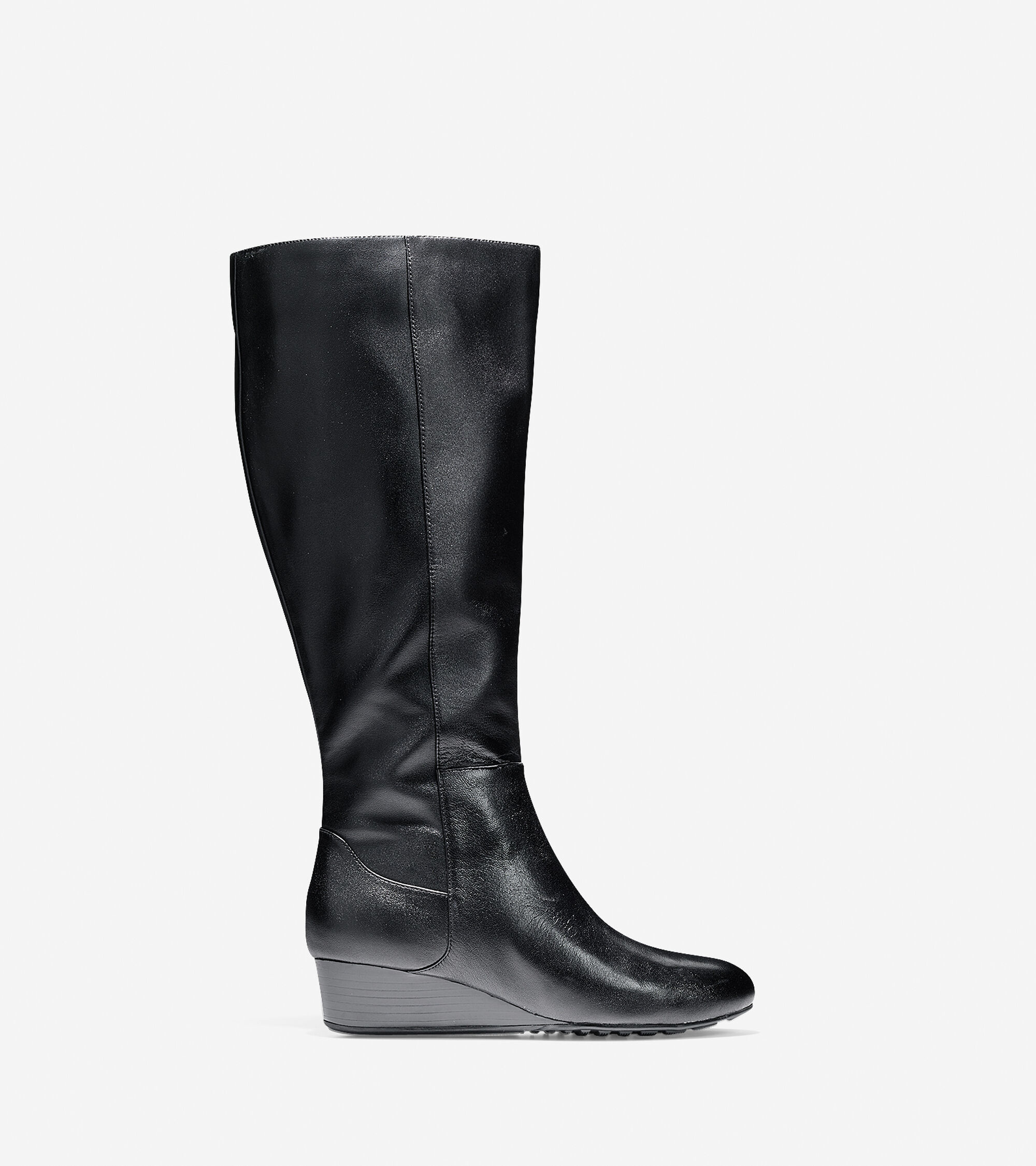 Cole Haan Womens Tali Grand Tall Boot (40mm) - Extended Calf