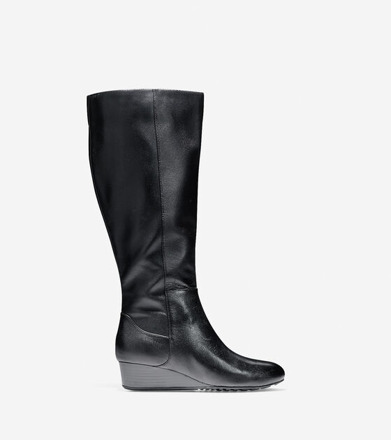Shoes > Tali Grand Tall Boot (40mm) - Extended Calf