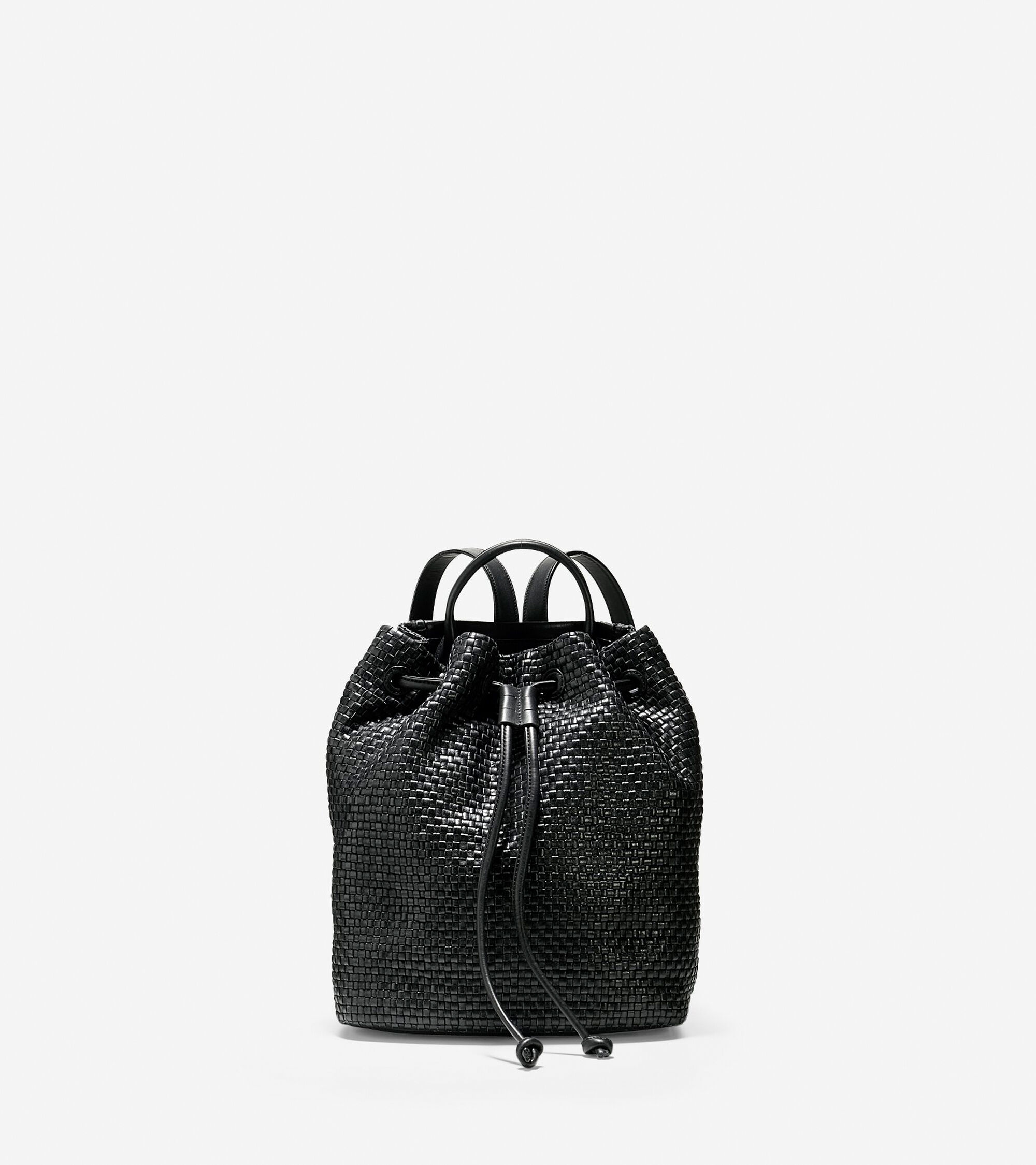 Handbags > Bethany Weave Backpack