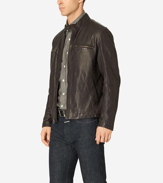 Vintage Moto Jacket 116