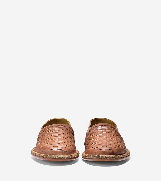 Camden Woven Loafer