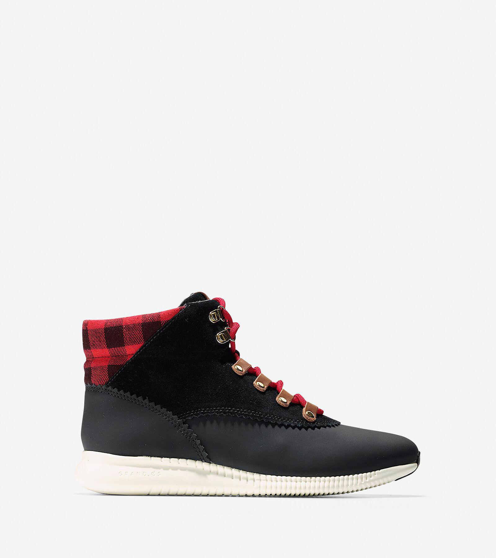 Cole Haan 2.ZeroGrand High-Top Waterproof Sneaker WDIzWqa