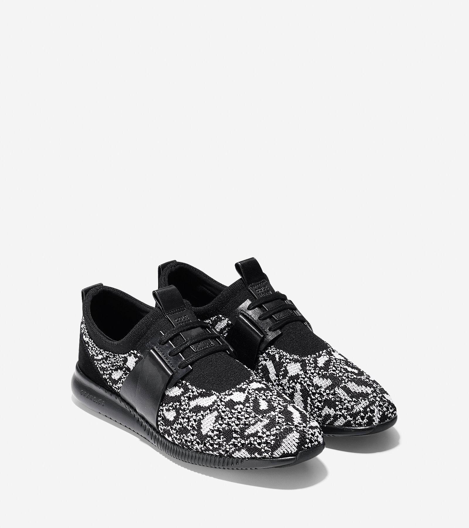... StudiøGrand Knit Sneaker; StudiøGrand Knit Sneaker. #colehaan