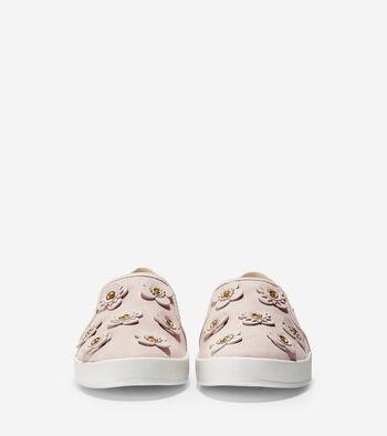 Women's GrandPrø Spectator Slip-On Sneaker