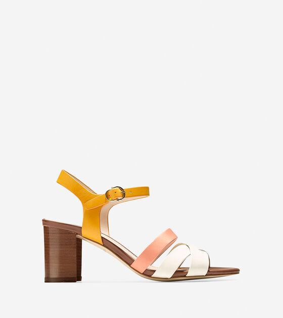 Shoes > Jianna Mid Sandal (65mm)