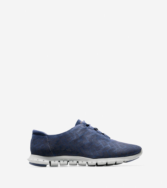 Shoes > Women's ZERØGRAND Genevieve Perforated Sneaker