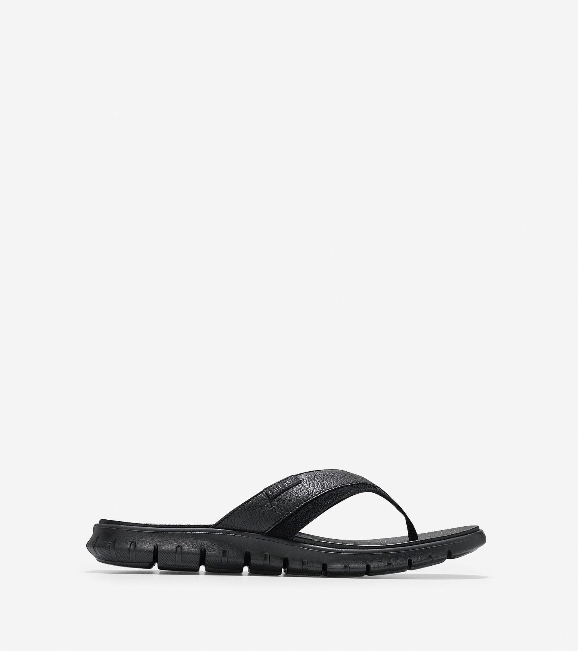 Sandals > Men's ZERØGRAND Fold Thong Sandal