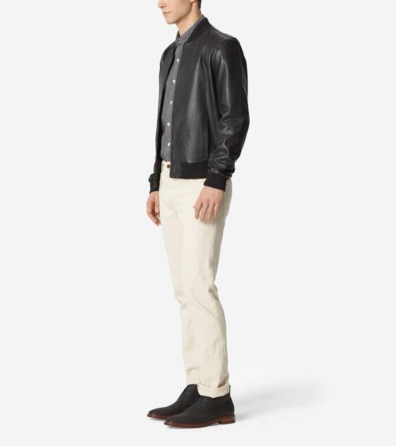 Bonded Varsity Jacket