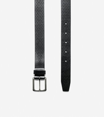 Washington Grand 32mm Laser Perforated Belt