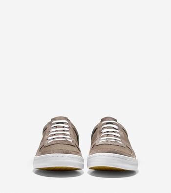 Trafton Heritage Low Top Sneaker